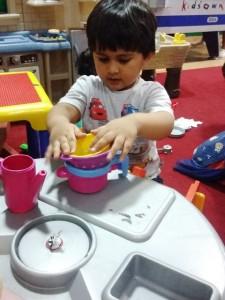Visit to Kids' Own, Chandigarh