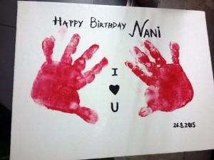 Nani's Happy Birthday