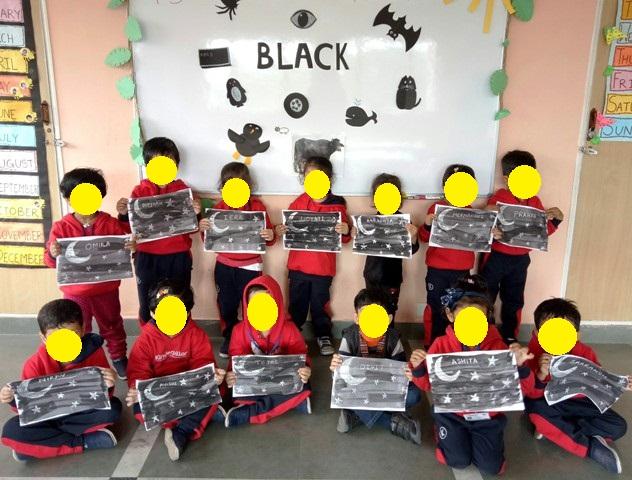 black color day