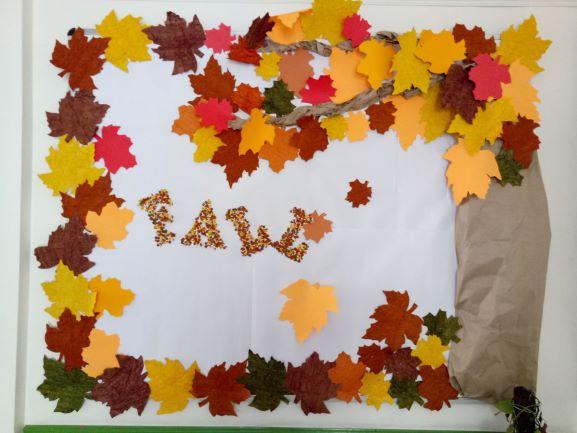 Fall Themed Classroom