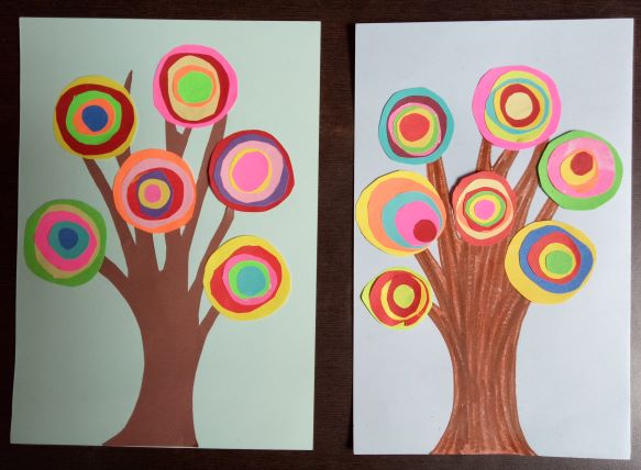 Paper Tree Craft